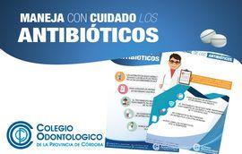 Nueva campaña de antibióticos