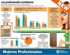 Mujeres profesionales en Córdoba y Gran Córdoba