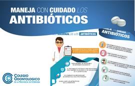 Utilización adecuada de los antibióticos