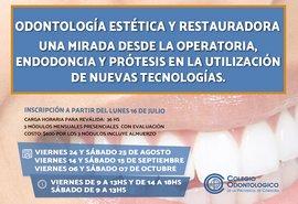Odontología Estética y Restauradora - Nuevas Tecnologías