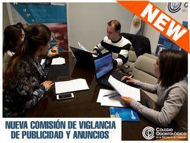 Nueva Comisión de Vigilancia de Reglamento de Publicidad y Anuncio