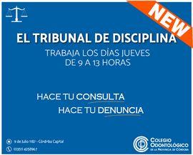 Tribunal de Disciplina