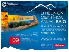 SAIO - Reunión Científica Anual