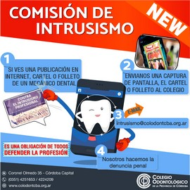 Comisión de Intrusismo