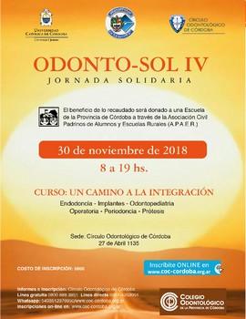 Jornada Solidaria Odonto Sol IV