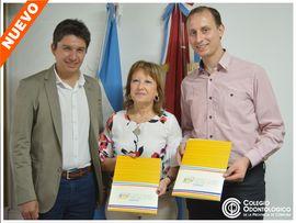 Nuevo Convenio del Colegio Odontológico de Córdoba