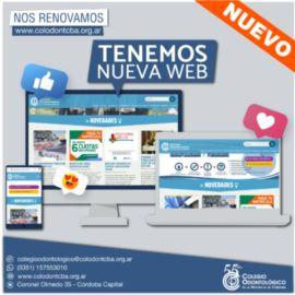 Nueva Web Institucional