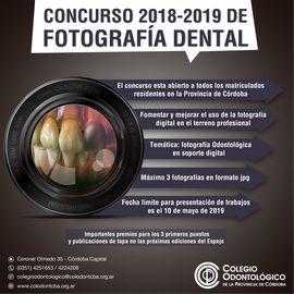 Concurso Fotografía Dental 2018-19